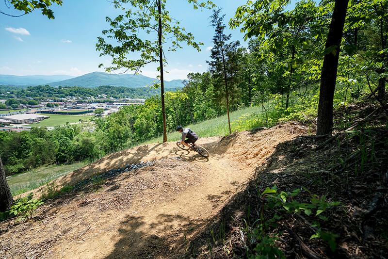 Tannery Knobs Mountain Bike Park