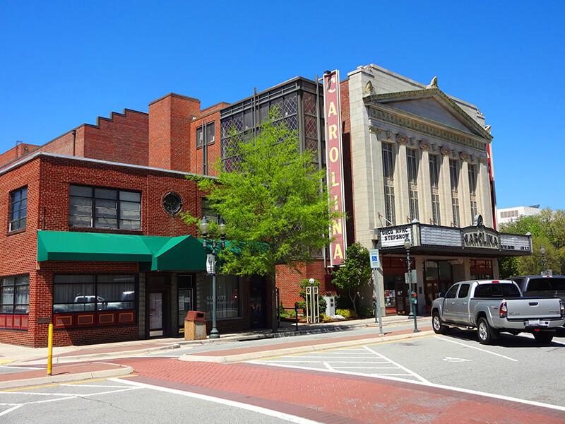 The Carolina Theater