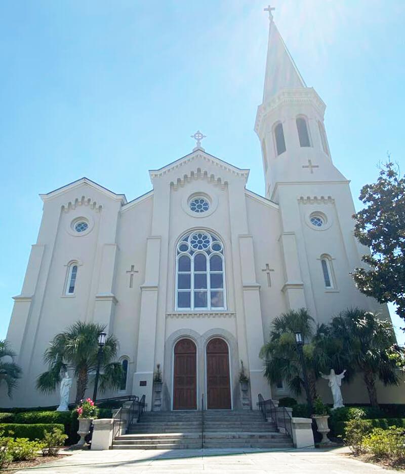 The Most Holy Trinity Catholic Church