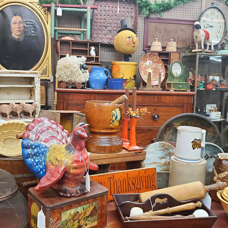 Village Antique & Home Decor Mall
