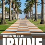fun things to do in Irvine, CA