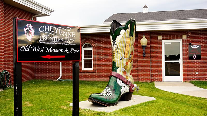 Cheyenne Frontier Days Old West Museum