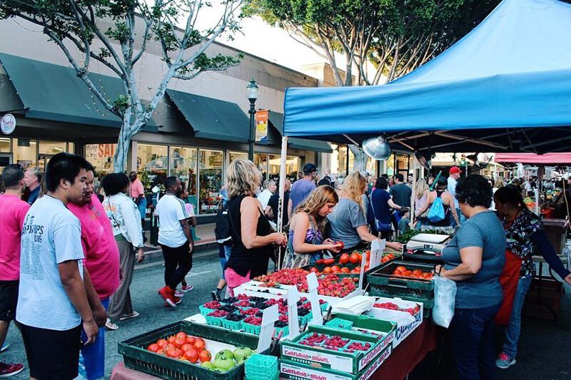 Downtown SLO Farmers' Market