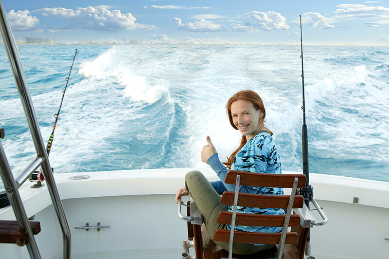 Go On A Fishing Charter