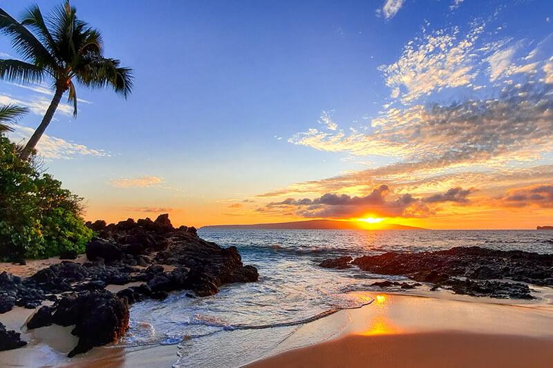 Makena Beach and Makena Cove