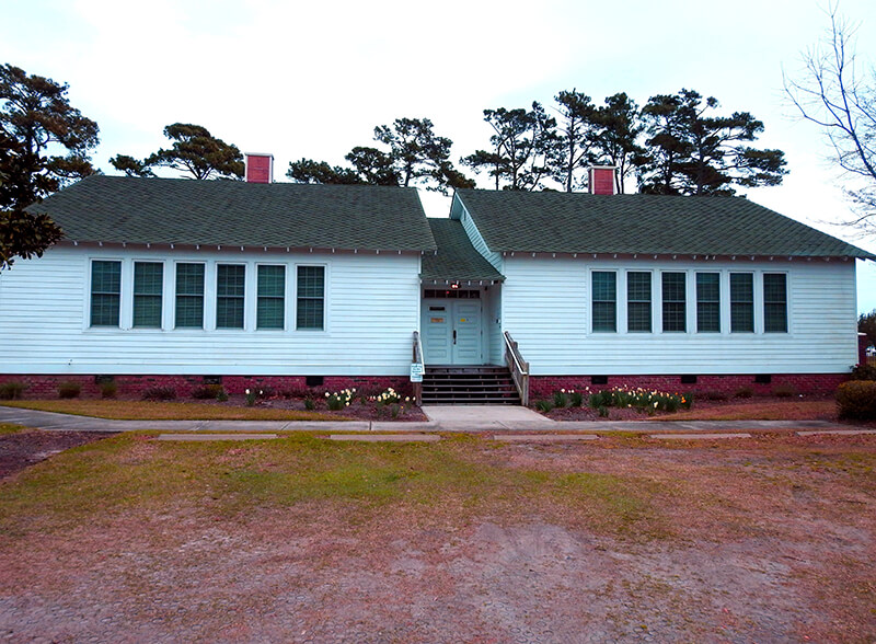Myrtle Beach Colored School Museum