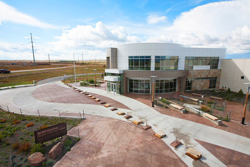 NCAR Wyoming Supercomputing Center