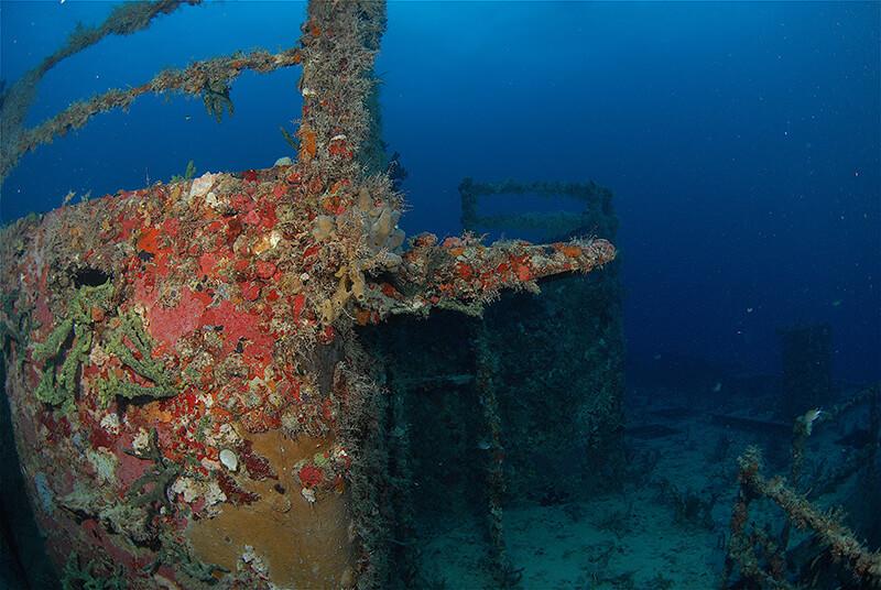 USS Spiegel Grove Wreck
