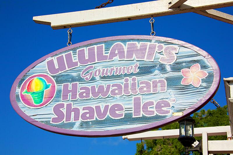 Ululani's Hawaiian Shaved Ice