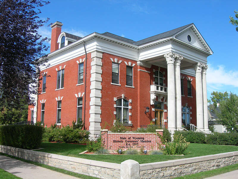 Wyoming Historic Governors' Mansion