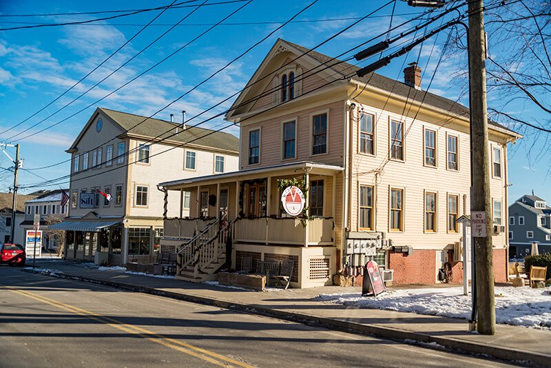Historic Downtown Mystic