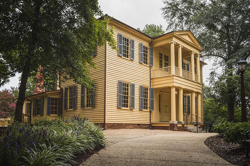 Mordecai Historic Park