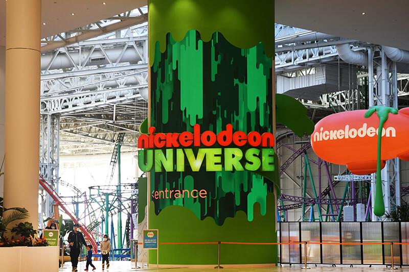 Nickelodeon Universe - American Dream