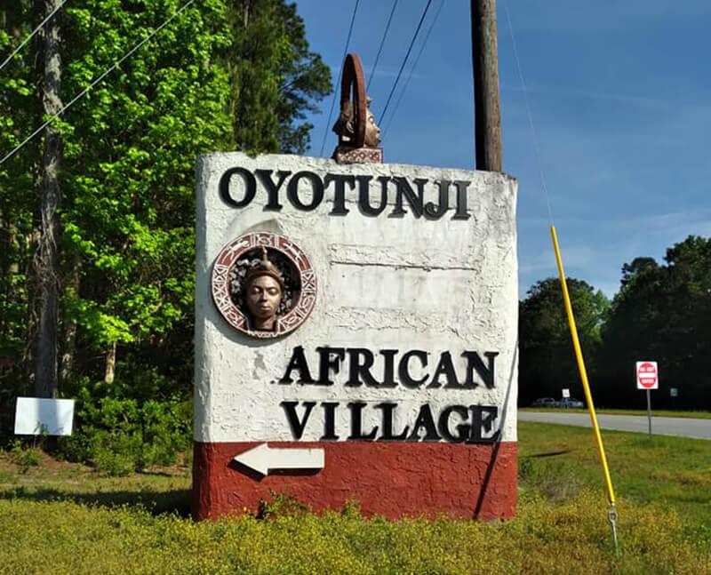 Oyotunji African Village