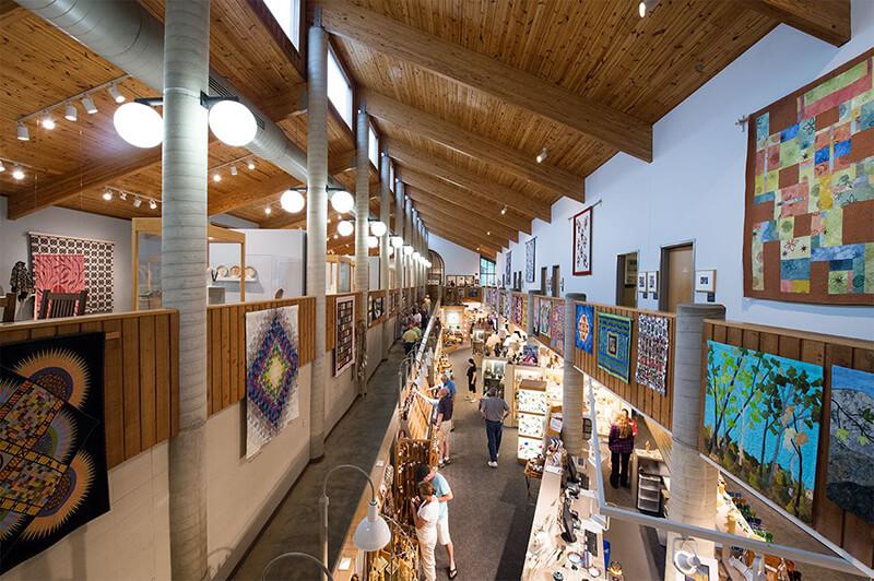 Southern Highland Craft Guild Folk Art Center