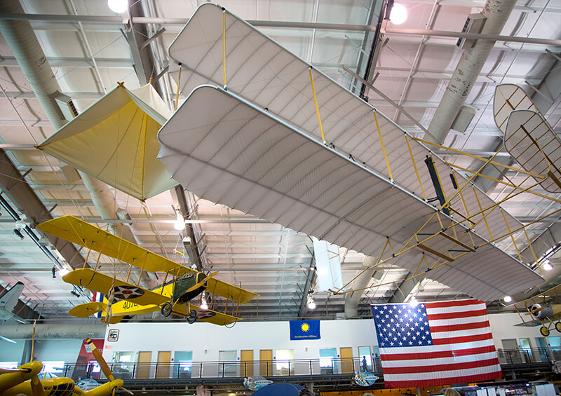 The Frontiers of Flight Museum
