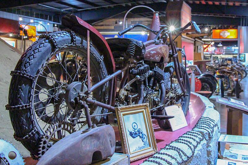 Wheels Through Time Museum