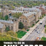 places to visit in Ann Arbor