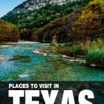 places to visit in Texas