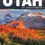 places to visit in Utah