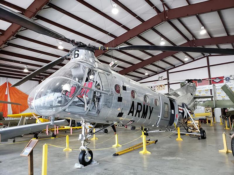 Arkansas Air and Military Museum