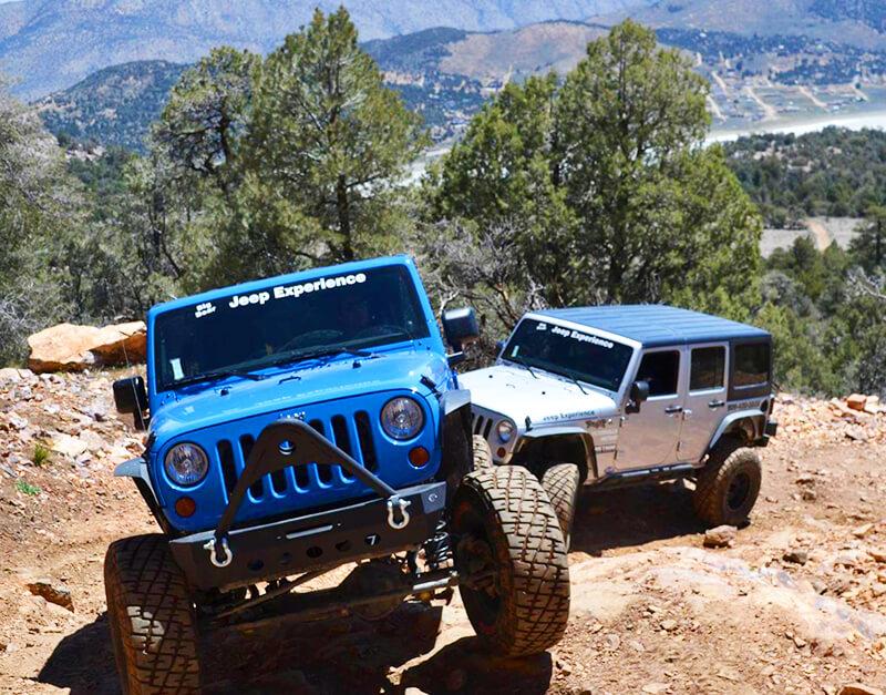 Big Bear Jeep Experience