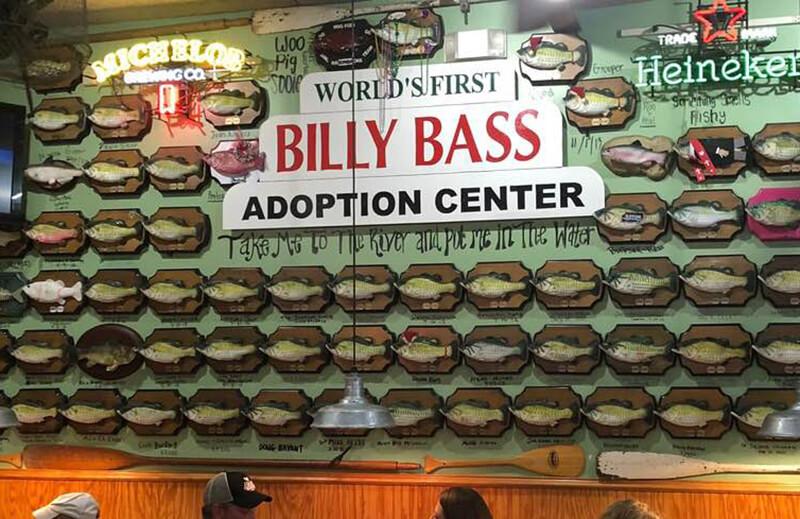 Billy Bass Adoption Center