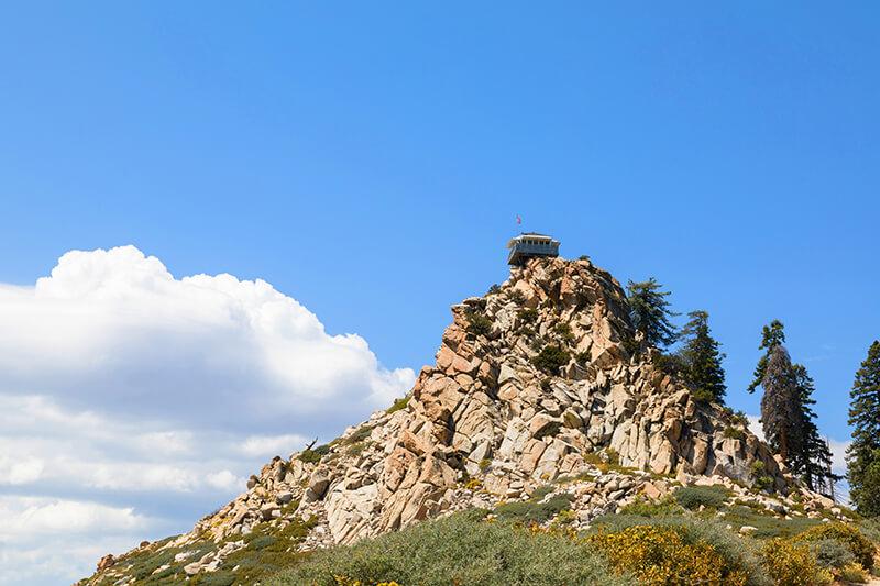 Butler Peak Fire Lookout