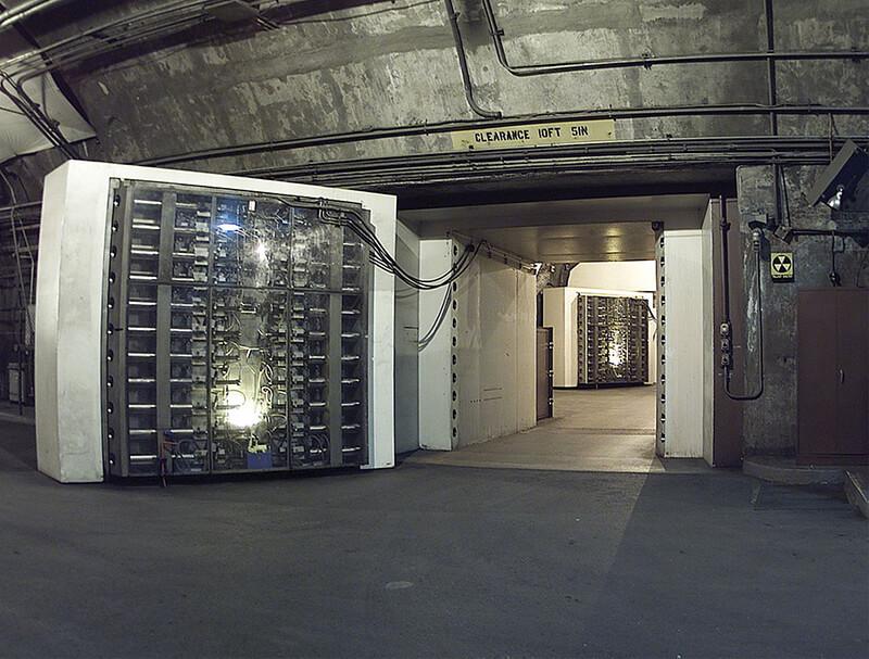 Cheyenne Mountain Nuclear Bunker