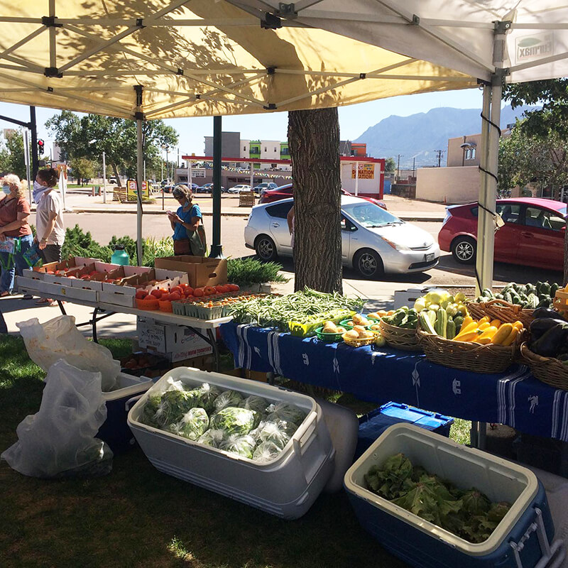 Colorado Farm and Art Market