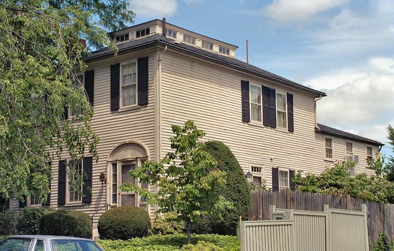 H.P. Lovecraft House