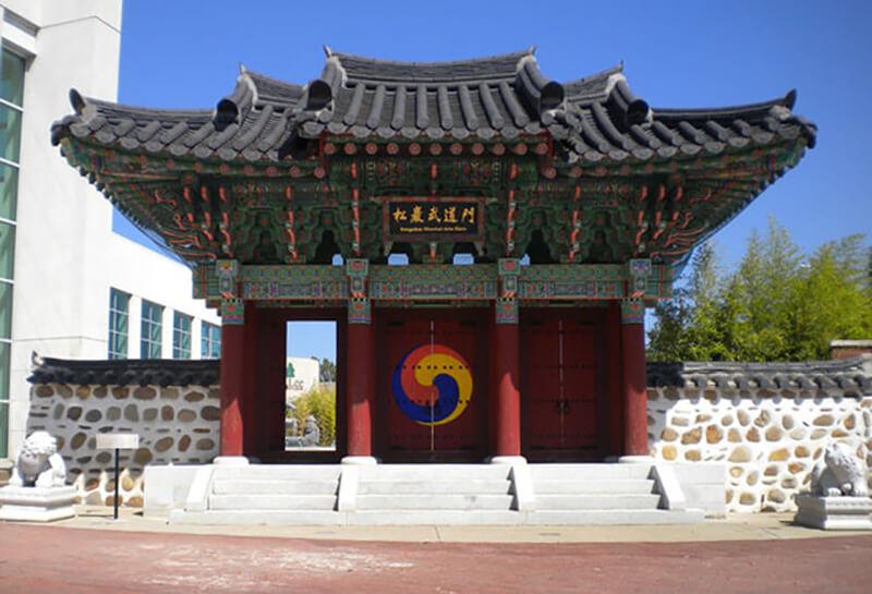 H.U. Lee International Gate & Garden