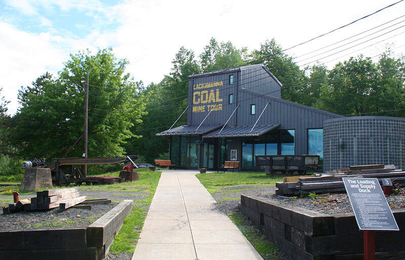 Lackawanna Coal Mine