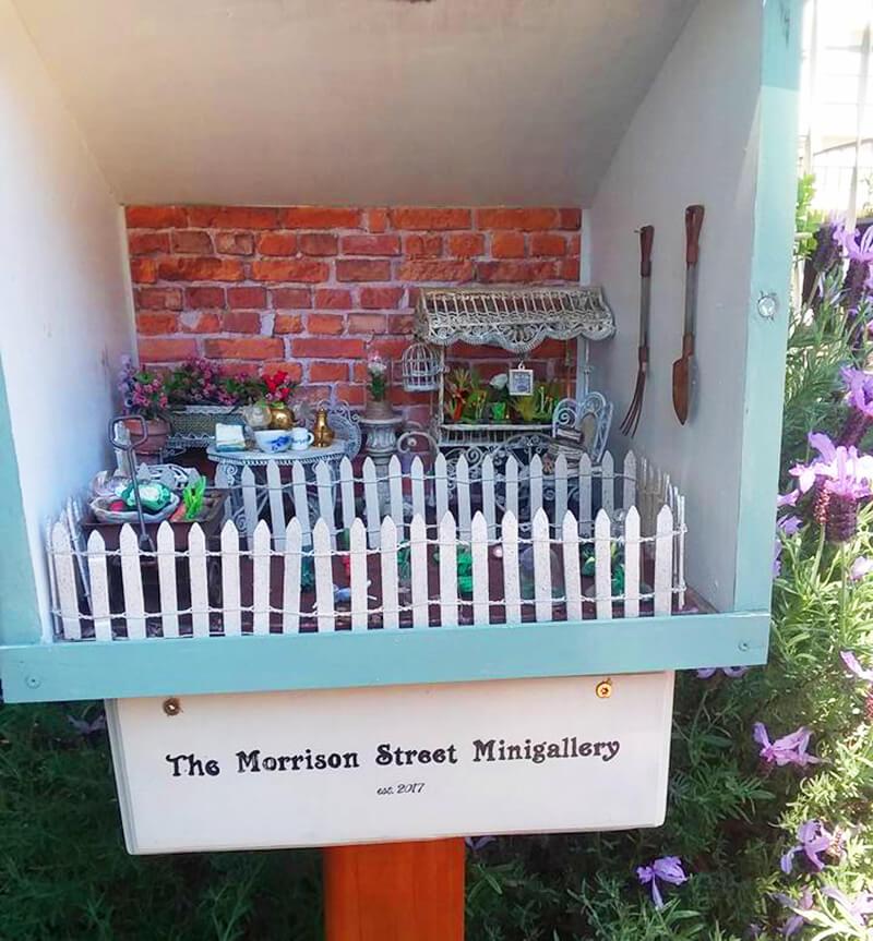 Morrison Street Minigallery