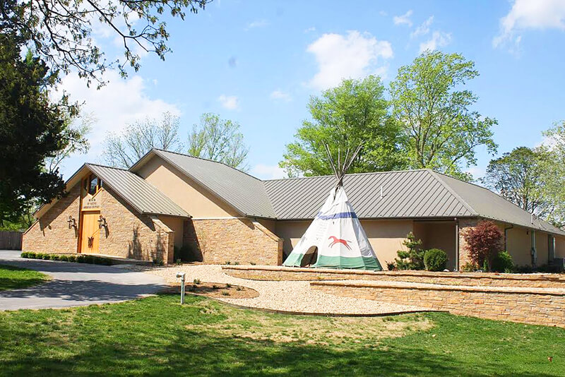 Museum of Native American History (MONAH)