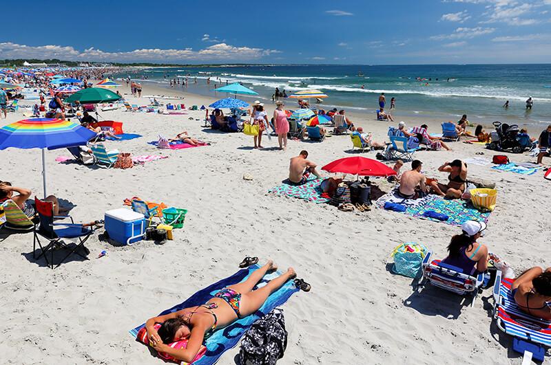Narragansett Bay Beaches