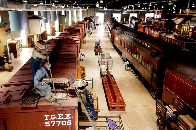Railroad Museum of Pennsylvania