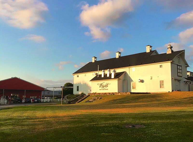 Wright's Dairy Farm & Bakery