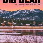 fun things to do in Big Bear Lake