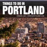 places to visit in Portland, Oregon