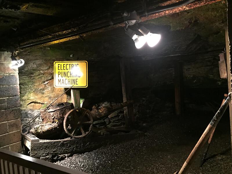 Beckley Exhibition Coal Mine