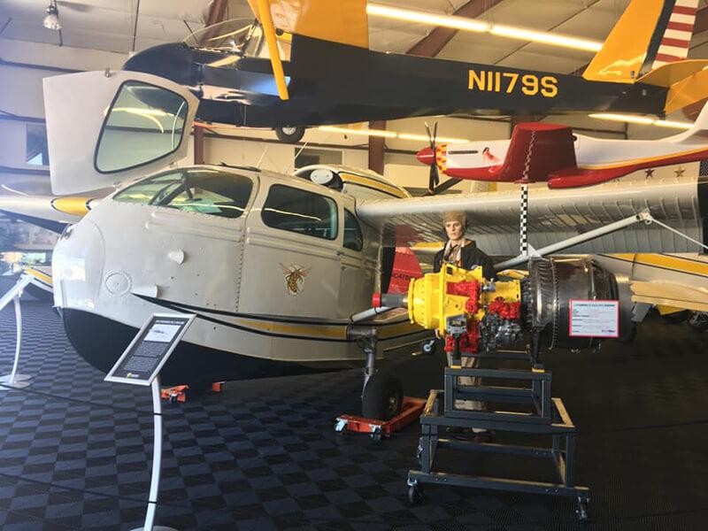 Bird Aviation Museum & Invention Center