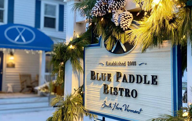 Blue Paddle Bistro