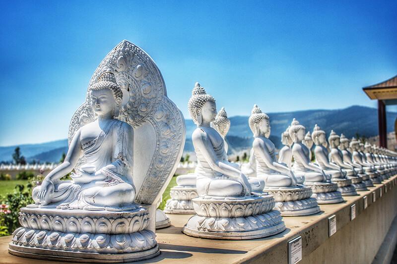 Garden of One Thousand Buddhas