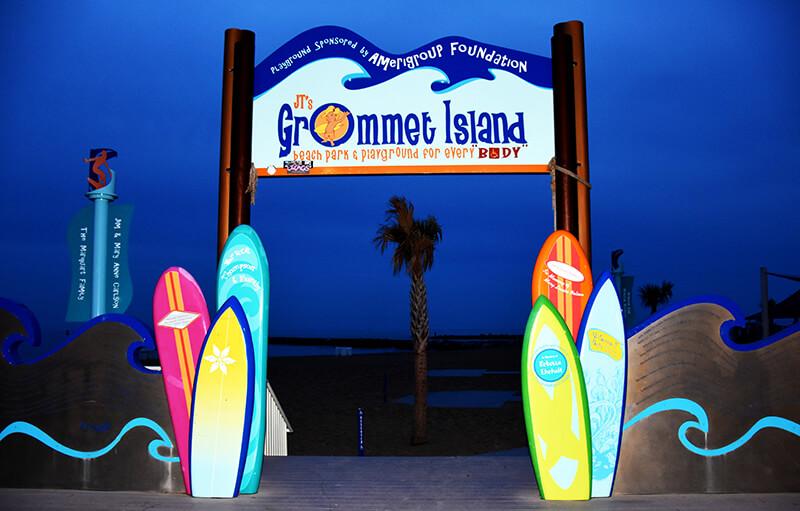 Grommet Island Park