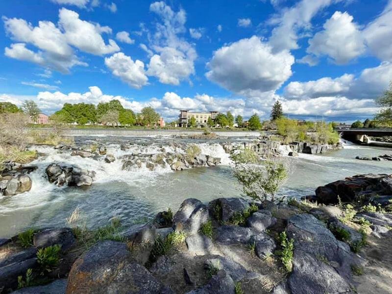 Idaho Falls River Walk - Greenbelt Trail