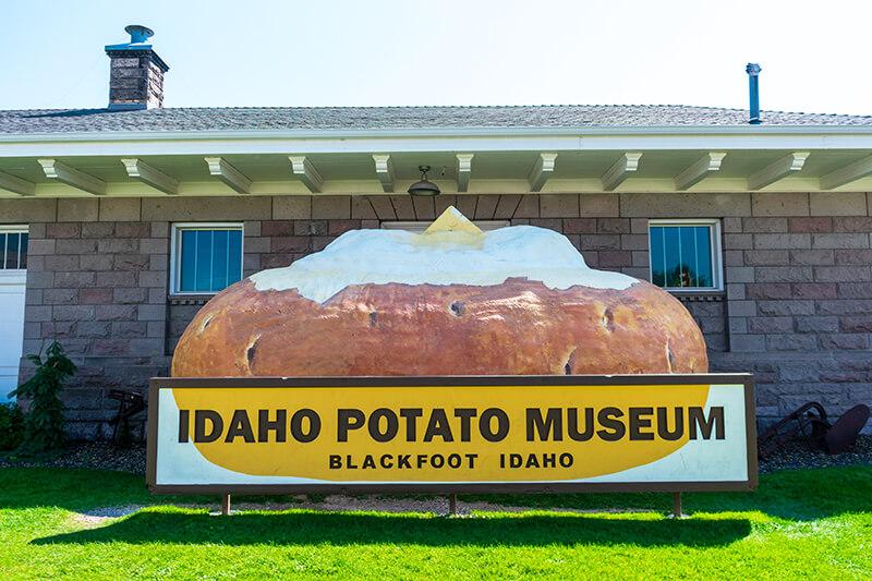 Idaho Potato Museum & Potato Station Cafe