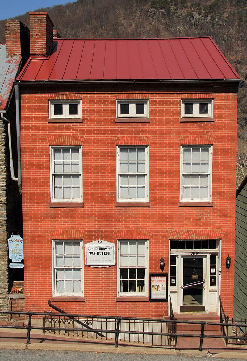 John Brown Wax Museum