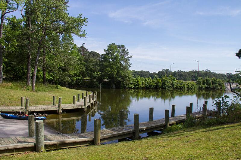 Lake Lawson and Lake Smith Natural Area