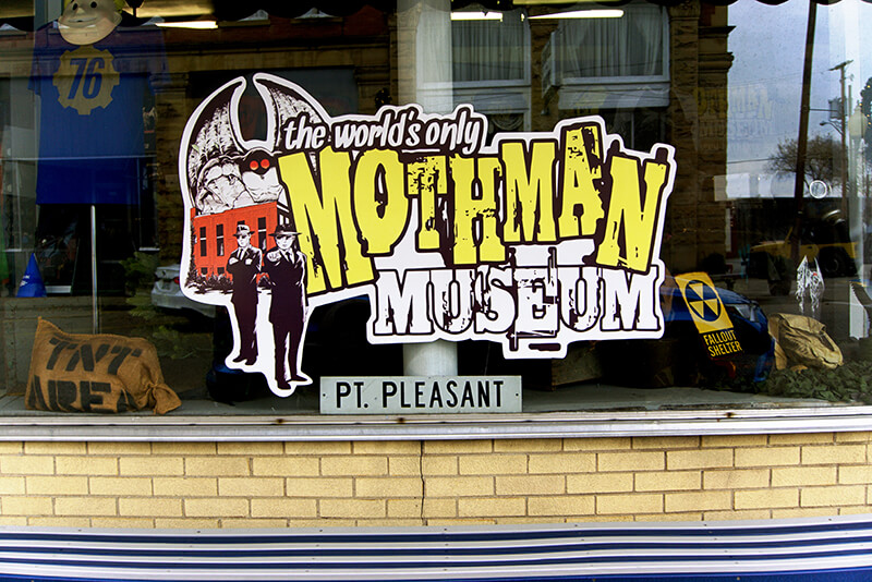 Mothman Museum